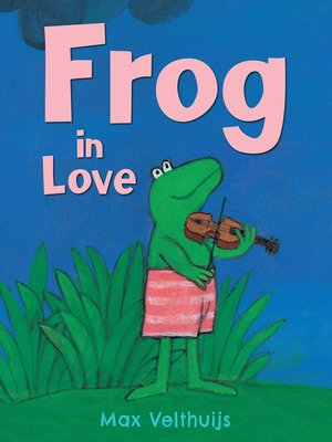 cover image of Frog in Love