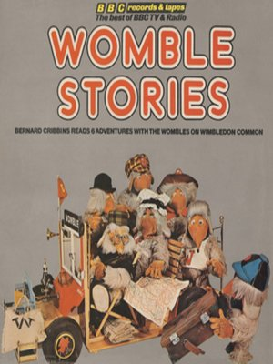 cover image of Womble Stories