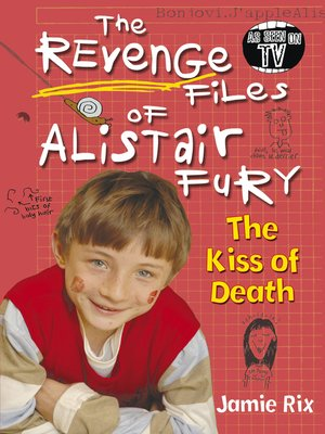 cover image of The Revenge Files of Alistair Fury