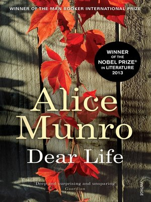 cover image of Dear Life
