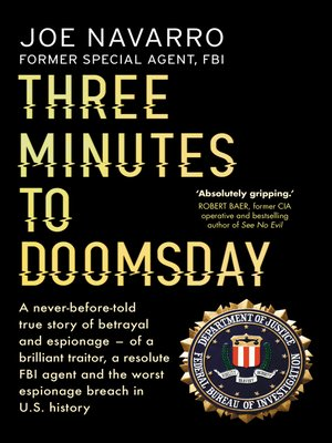 cover image of Three Minutes to Doomsday