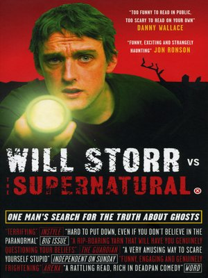 cover image of Will Storr Vs. the Supernatural