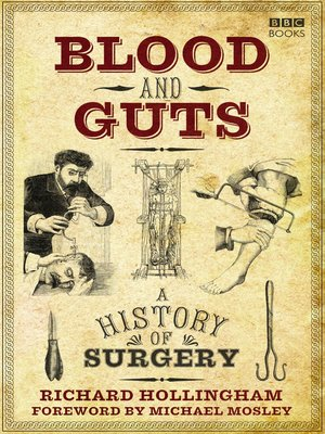 cover image of Blood and Guts