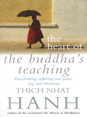 cover image of The Heart of Buddha's Teaching
