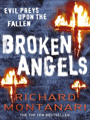 cover image of Broken Angels