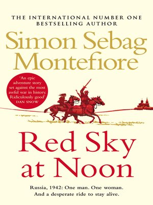 cover image of Red Sky at Noon