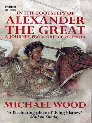 cover image of In the Footsteps of Alexander the Great