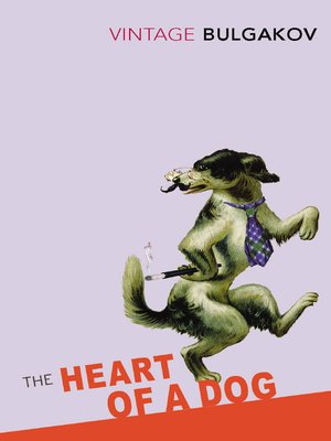 cover image of The Heart of a Dog