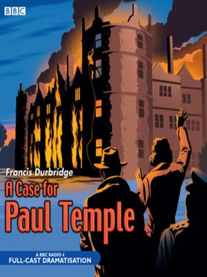 cover image of A Case For Paul Temple
