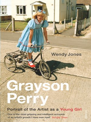 cover image of Grayson Perry