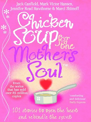 cover image of Chicken Soup For the Mother's Soul