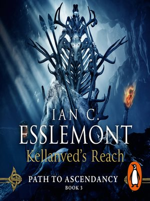 cover image of Kellanved's Reach