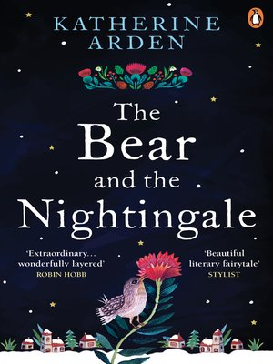 cover image of The Bear and the Nightingale