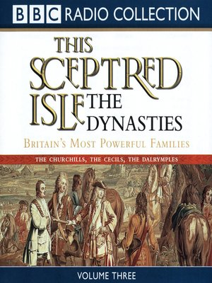 cover image of The Dynasties, Volume 3