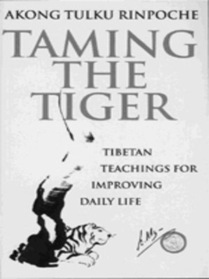 cover image of Taming the Tiger