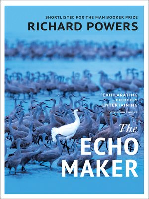 cover image of The Echo Maker