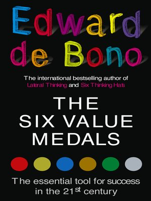 cover image of The Six Value Medals