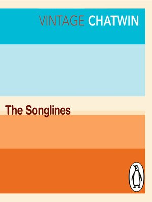 cover image of The Songlines