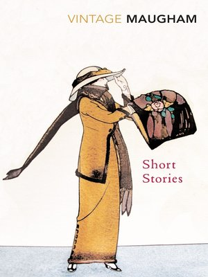 cover image of Short Stories