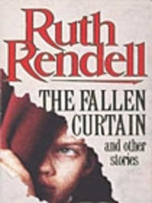 cover image of The Fallen Curtain and Other Stories