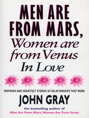 cover image of Mars and Venus in Love