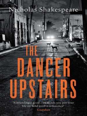 cover image of The Dancer Upstairs