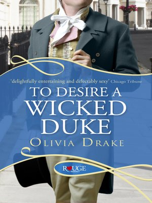 cover image of To Desire a Wicked Duke