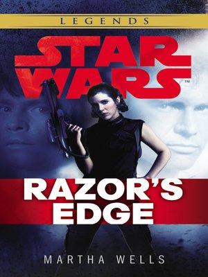 cover image of Razor's Edge