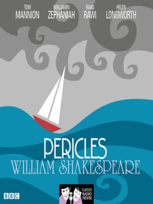 cover image of Pericles (BBC Radio 3  Drama On 3)