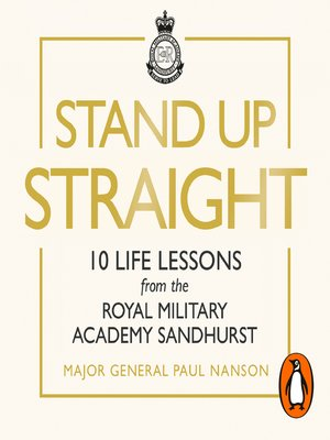 cover image of Stand Up Straight
