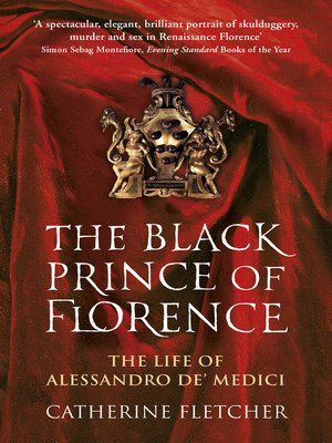 cover image of The Black Prince of Florence