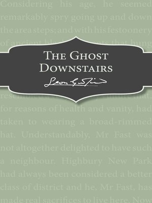 cover image of The Ghost Downstairs