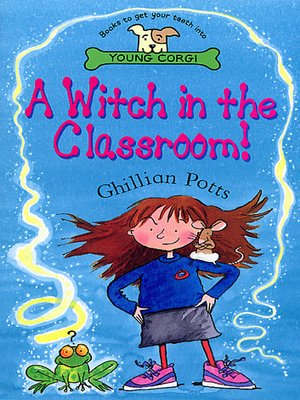 cover image of A Witch in the Classroom!