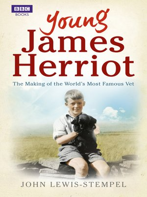 cover image of Young James Herriot