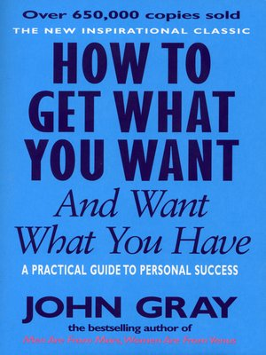 cover image of How to Get What You Want and Want What You Have