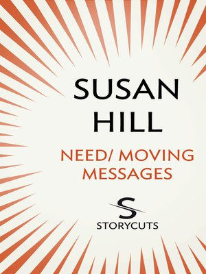 cover image of Need/Moving Messages