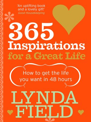 cover image of 365 Inspirations For a Great Life