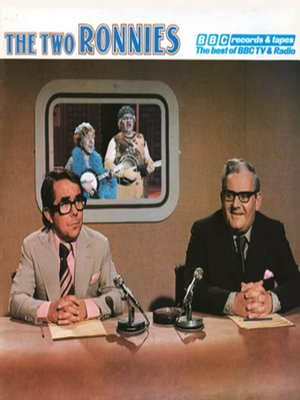 cover image of Two Ronnies