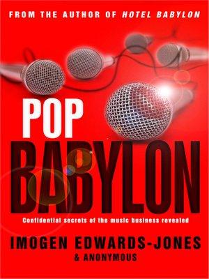 cover image of Pop Babylon