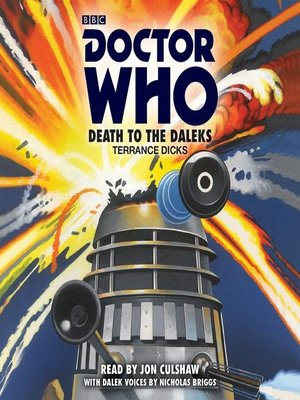 cover image of Doctor Who, Death to the Daleks