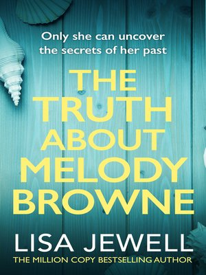 cover image of The Truth About Melody Browne