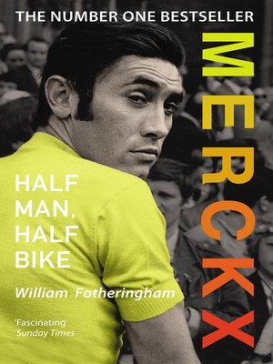 cover image of Merckx