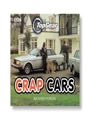 cover image of Crap Cars