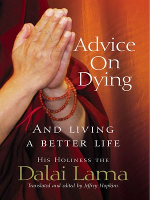 cover image of Advice On Dying