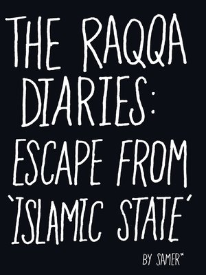cover image of The Raqqa Diaries