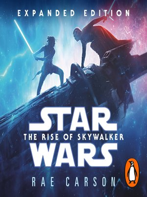 cover image of Star Wars, Rise of Skywalker