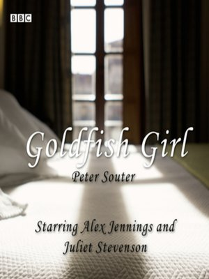 cover image of Goldfish Girl