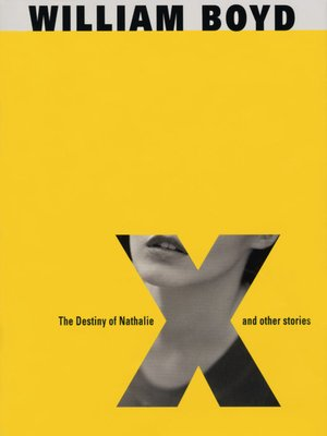 cover image of Destiny of Nathalie X