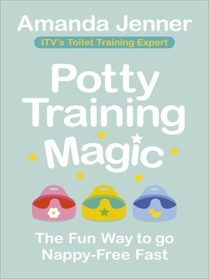 cover image of Potty Training Magic