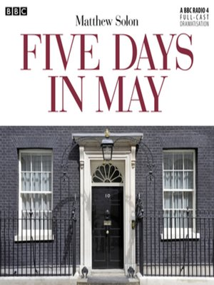 cover image of Five Days in May